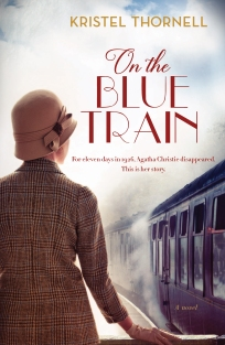 On the Blue Train, by Kristel Thornell.