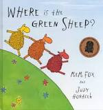 Rachael Johns -- Green Sheep