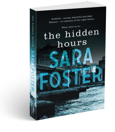 Sara Foster Hidden-Hours-book