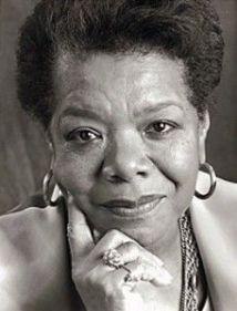 Sara Foster -- Maya Angelou