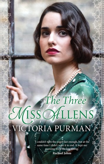 Victoria Purman --- Miss Allens