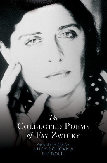 Collected Poems of Fay Zwicky_cover