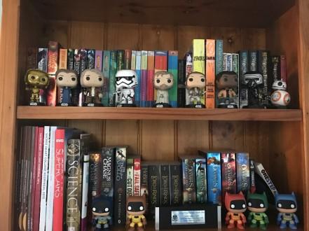 Tom's shelf
