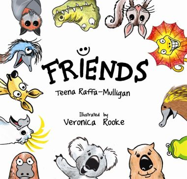 Friends cover 2