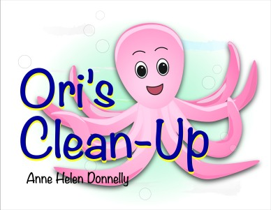 ORI'S Cleanup_Front COVER