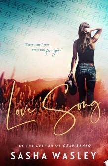 love song - sasha wasley - cover reveal